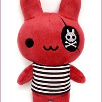 Pirate Bunny Plush Doll