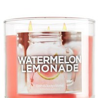 Watermelon Lemonade 14.5 oz. 3-Wick Candle   - Slatkin &amp; Co. - Bath &amp; Body Works