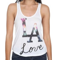 LA Love Tank | Shop Just Arrived at Wet Seal