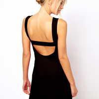 ASOS Strap Back Shift Dress