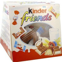Kinder Friends- 34 Assorted Kinder Chocolates (153 g)