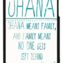 Ohana Means Family Iphone 4 Case | fresh-tops.com