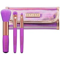 SEPHORA COLLECTION Mini Skinny Brush Wrap: Shop Brush Sets | Sephora