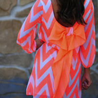 The Dream Dress: Neon Peach | Hope's
