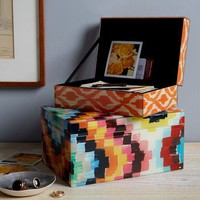Patterned Jewelry Boxes