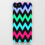 Zigzag #4 iPhone &amp; iPod Case by Ornaart