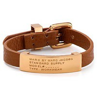 MARC BY MARC JACOBS Standard Supply ID Bracelet | Bloomingdale's