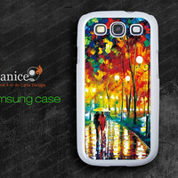 rain road design  Samsung Galaxy S3 case Case Samsung Case Galaxy S3 i9300 Case