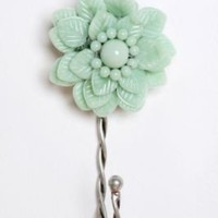 UrbanOutfitters.com > Beaded Flower Hook