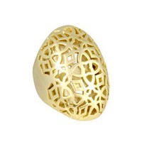Rochelle Cocktail Ring in Gold - Kendra Scott Jewelry
