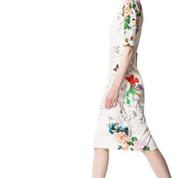 FLORAL PRINTED DRESS - Dresses - Woman - ZARA United States