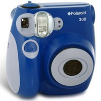 Polaroid PIC-300 Instant Camera in Blue Accessory Kit:Amazon:Camera & Photo