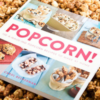 Popcorn! 100 A-maize-ing Popcorn Recipes at Firebox.com