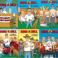 King of the Hill - Seasons 1 - 6