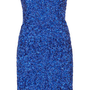Petite Sequin Bandeau Dress