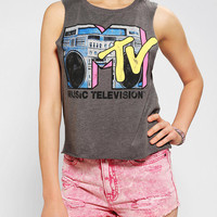 Urban Outfitters - MTV Boom Box Muscle Tee