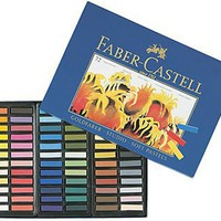 Faber-Castell Creative Studio Soft Pastel Half Sticks Box of 72