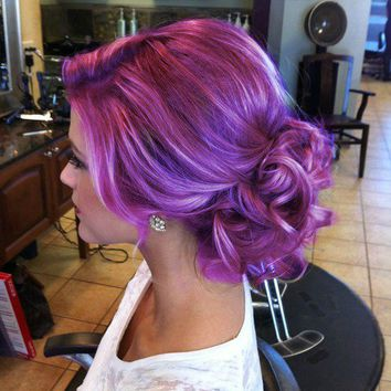 Directions by La Riche Bright Hair Color Dye - Violet