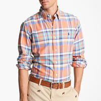 Polo Ralph Lauren Custom Fit Sport Shirt | Nordstrom
