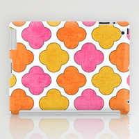 summer clover iPad Case by her art