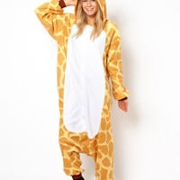 Kigu Giraffe Onesuit