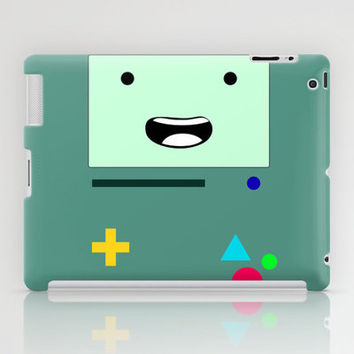 BMO iPad Case by daniellebourland