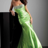 Mori Lee 93214 Prom Dress - PromDressShop.com