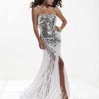 Tiffany 16767 at Prom Dress Shop