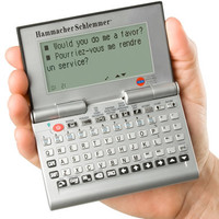 The Talking 30 Language Translator - Hammacher Schlemmer