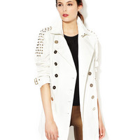 Sam Edelman Jordie Studded Jacket