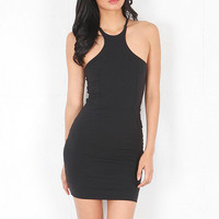 Donna Mizani Ultra Soft Racer Dress | SINGER22.com