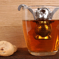 Kikkerland Design Inc   » Products  » Monkey Tea Infuser