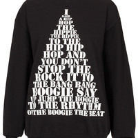 Sugarhill Gang Sweat By And Finally - Jersey Tops - Clothing - Topshop USA