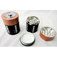 Vktech 3 Parts, Battery herb tobacco herb grinder,