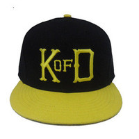 King Of Diamonds — KofD Team Yellow Snap Back