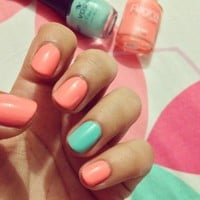 Pastel Nails for Spring