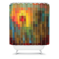 DENY Designs Home Accessories | Madart Inc. Glorious Colors Shower Curtain
