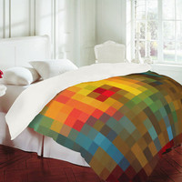DENY Designs Home Accessories | Madart Inc. Glorious Colors Duvet Cover