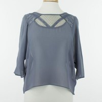 Static Top | hazel2blue