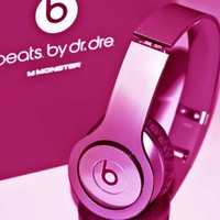 New! Metallic HOT Pink Skins for Solo / Solo Hd Beats By Dr. Dre - (Headsets Not Included):Amazon:Electronics