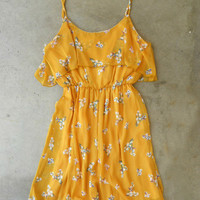Sweet Summer Garden Dress [3946] - $36.00 : Vintage Inspired Clothing &amp; Affordable Fall Frocks, deloom | Modern. Vintage. Crafted.