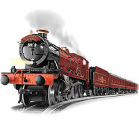 Harry Potter Hogwarts Express Electric Train Set by Lionel |