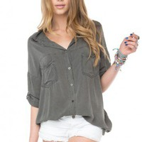 Brandy ♥ Melville |  Monet Top - Tops - Clothing