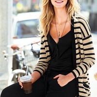 The Long &amp; Lean Cardi Sweater