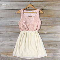 After the Rain Dress in Blush, Sweet Women's Bridesmaid & Party Dresses