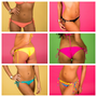*NEW* St. Tropez Side Tie Bikini Bottom - 6 Color Options