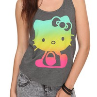 Hello Kitty Ombre Girls Tank Top - 10005835