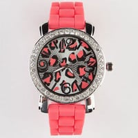 Leopard Dial Watch