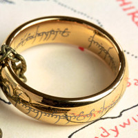 Reserve order for Annabel LOTR 3 Lord of the Rings One Ring Necklaces