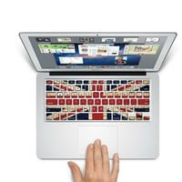 dotlife  [gryxh310004854]laptop keyboard stickers for MacBook/Pro/Air